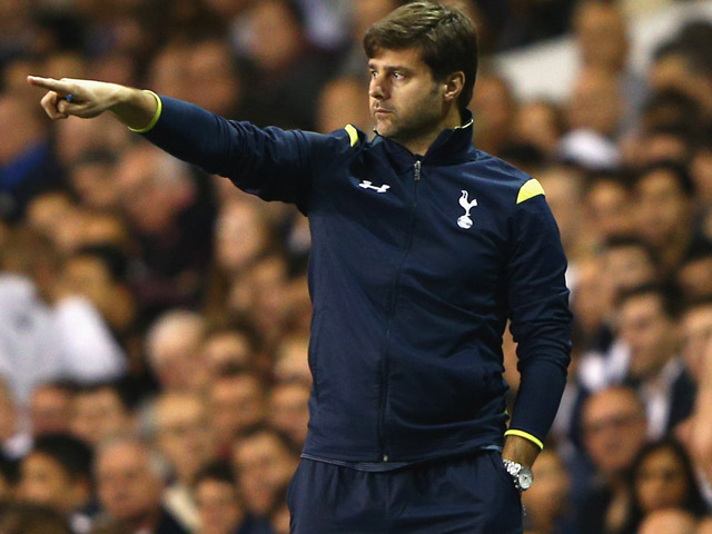 Pochettino's Spurs could move closer to the league title with a win against Arsenal on Sunday