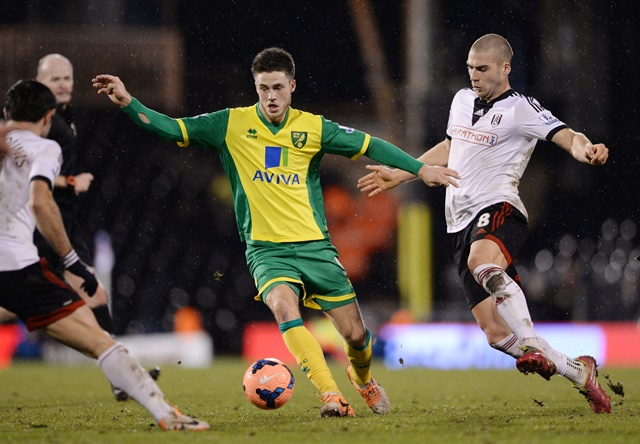 Ricky van Wolfswinkel flopped at Norwich, but is succeeding at Vitesse