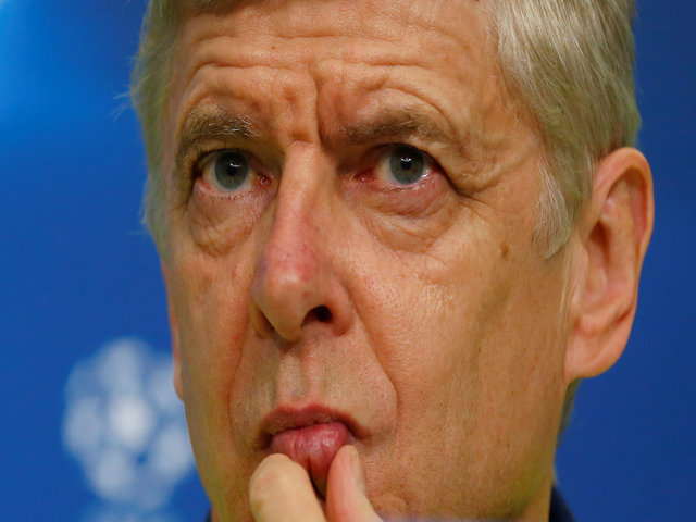 Wenger could be in for a heavy defeat on Saturday