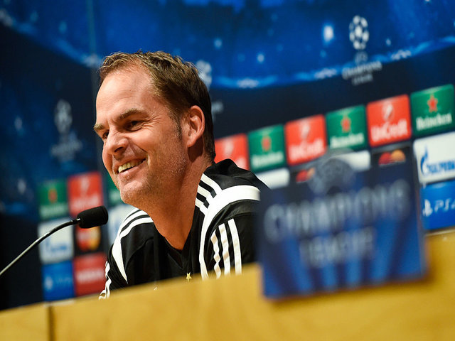 Frank de Boer has been linked with a number of Premier League jobs