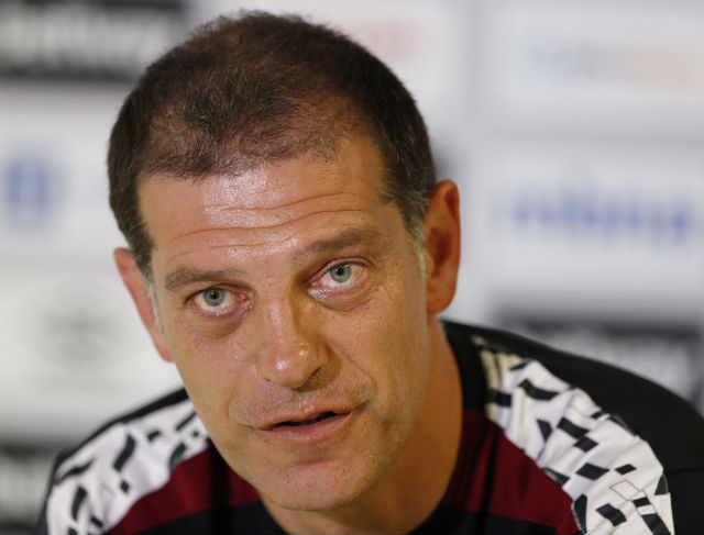 Slaven Bilic's West Ham team are under pressure as they prepare to host Huddersfield.