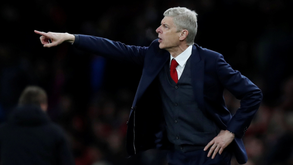 Arsene Wenger's overseen three wins from three Europa League games