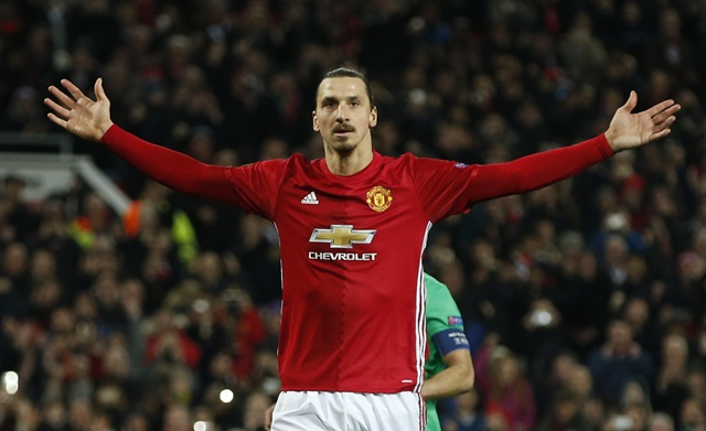 Even by his lofty standards, Zlatan Ibrahimovic is having an extraordinary season