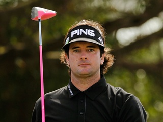 Bubba Watson - Good value at Arnie's place this week