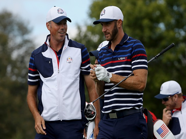 Could DJ and Kooch be the week's star pairing?