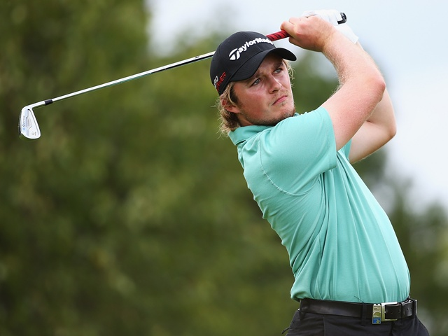 Eddie Pepperell is one of a number of English pros currently enjoying a good run of form on the European Tour.