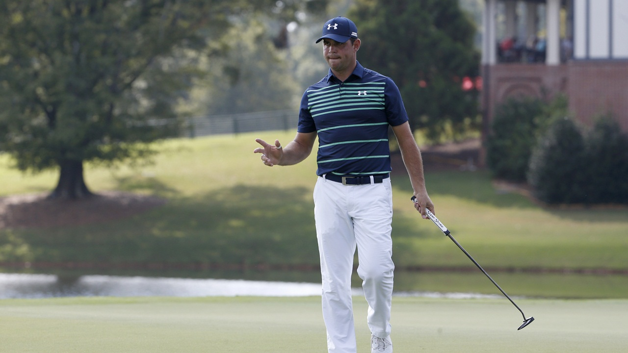 Gary Woodland – in-contention in Vegas