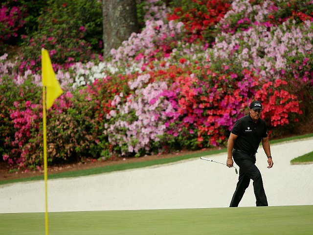 Phil Mickelson can flourish again at Augusta