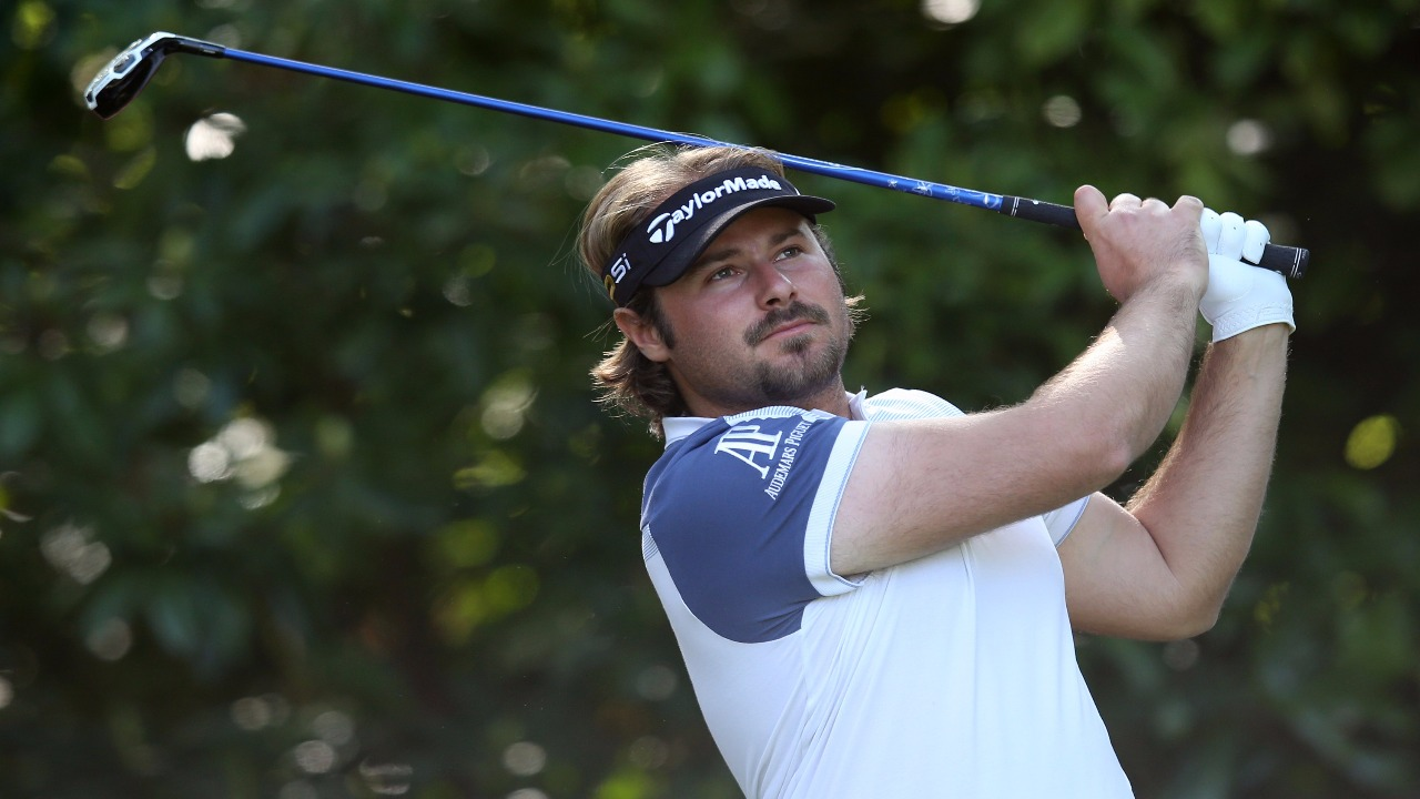 Victor Dubuisson can make the top five here again