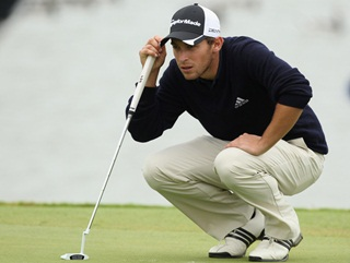 Lorenzo Gagli is enjoying a terrific rookie season on the European Tour