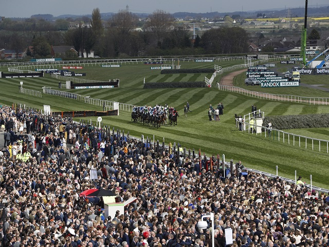 Tony has six selections for Grand National day at Aintree