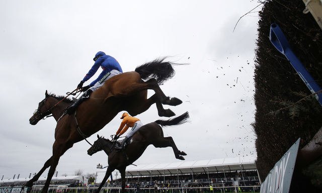 Widen the place terms at Aintree with Beyond Conceit in the Sefton Novices' Hurdle