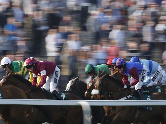 All of today's Follow The Money selections come from Aintree