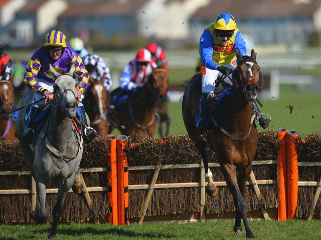 There is high-class jumps racing from Ayr on Saturday
