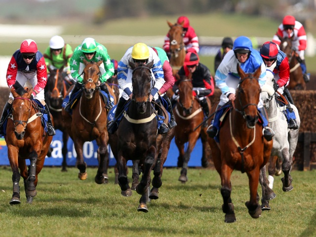 The Scottish Grand National is the feature race from Ayr on Saturday