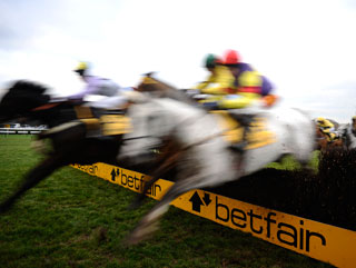Next time bet with Betfair Racing Multiples