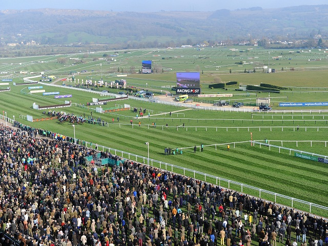 A trio of UK-based horses have taken Tony Keenan's eye in the Festival handicaps