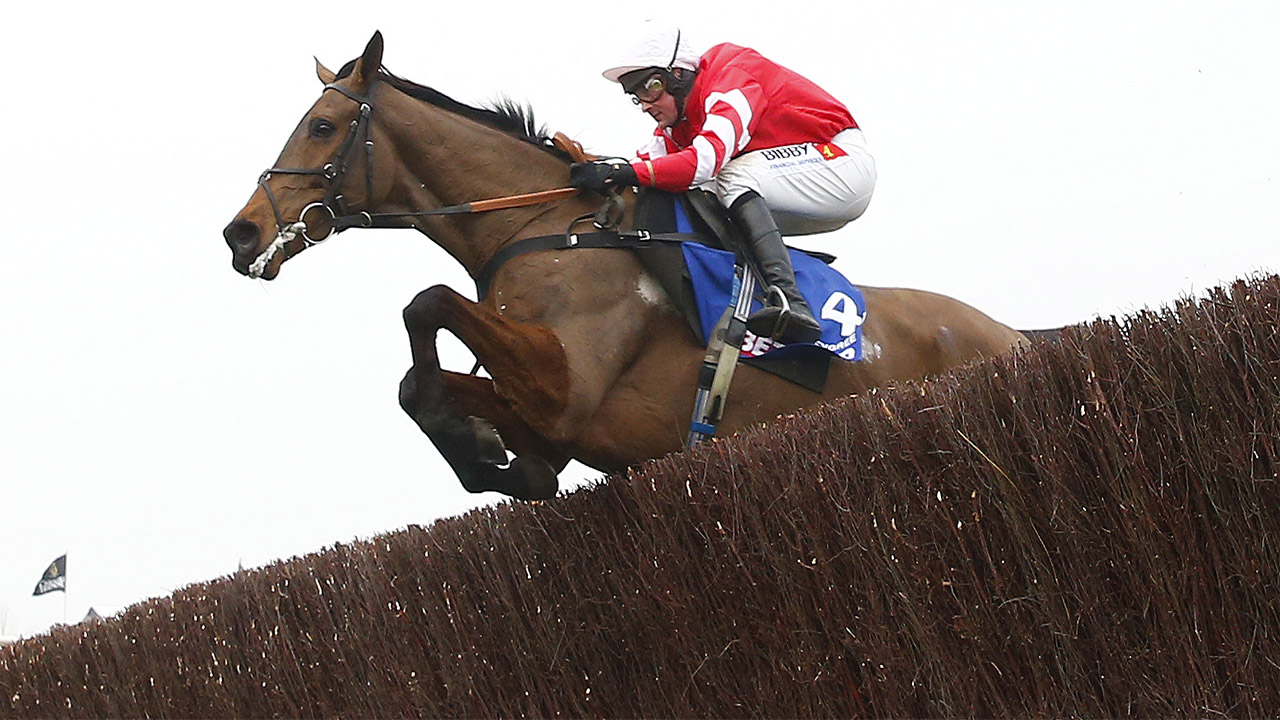 There is jumps racing from Sandown on Sunday