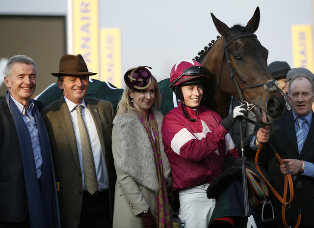 Gordon Elliott's Empire Of Dirt rates a big player for the Aintree Bowl according to Alan Dudman