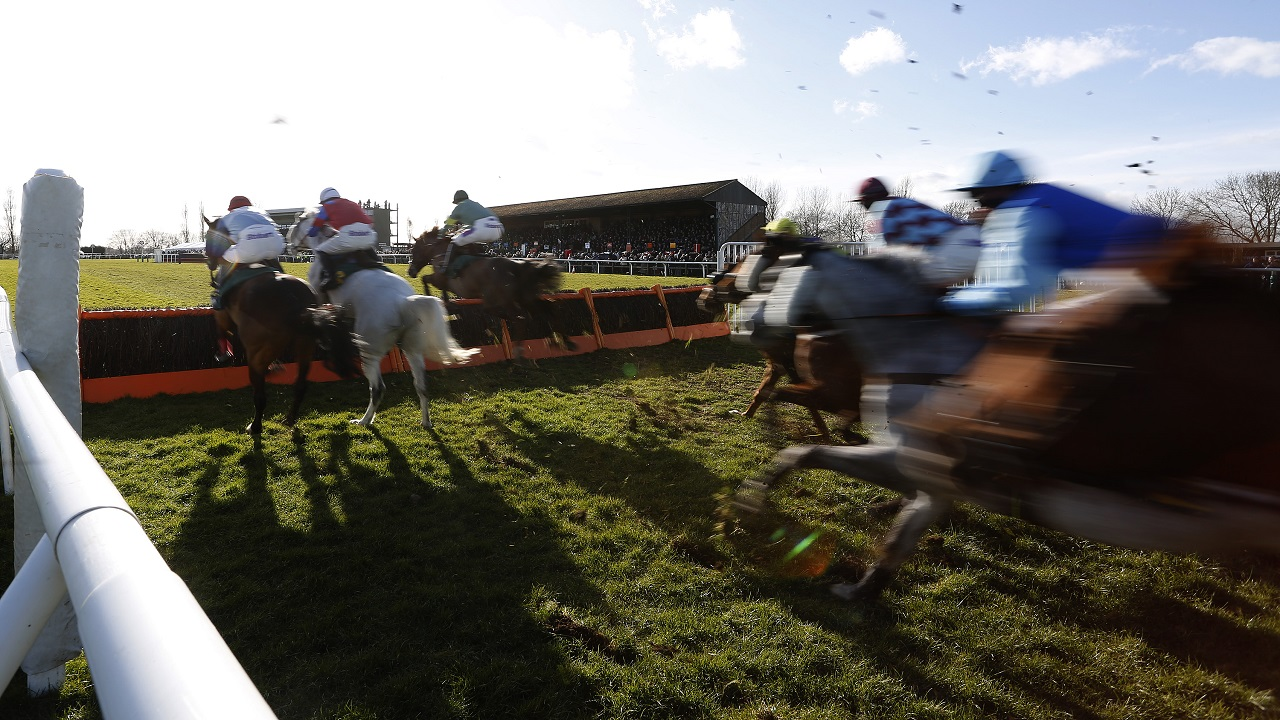 There is jumps racing from Chepstow on Wednesday