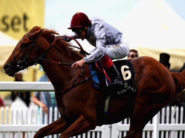 Galileo Gold has been producing some outstanding work reports Hugo Palmer
