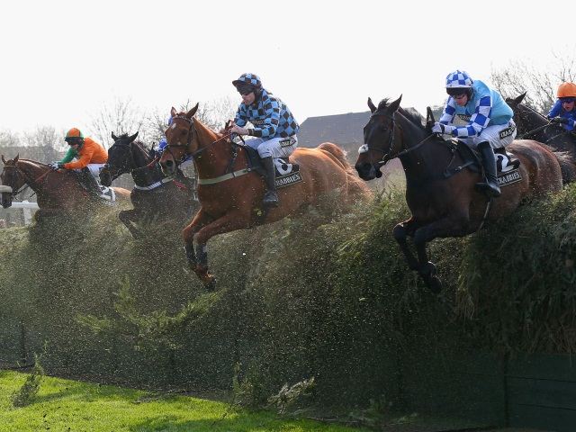 The weights have been announced for this year's Grand National