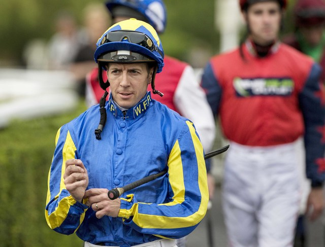 Jockey Jim Crowley takes over on Natural Scenery on Thursday