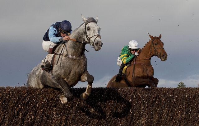 Alan is hoping for a jumps' winner on Monday at Carlisle