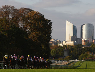 There are seven Group 1s at Longchamp on Sunday