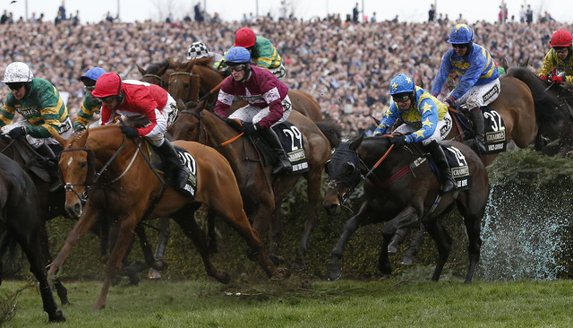 Widen the place terms for the Grand National with a maximum 7 Places using Each Way Edge