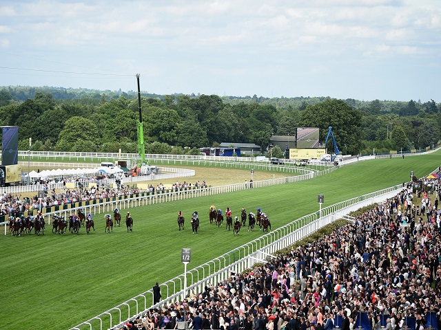 There are three Group 1 races on Tuesday at Royal Ascot