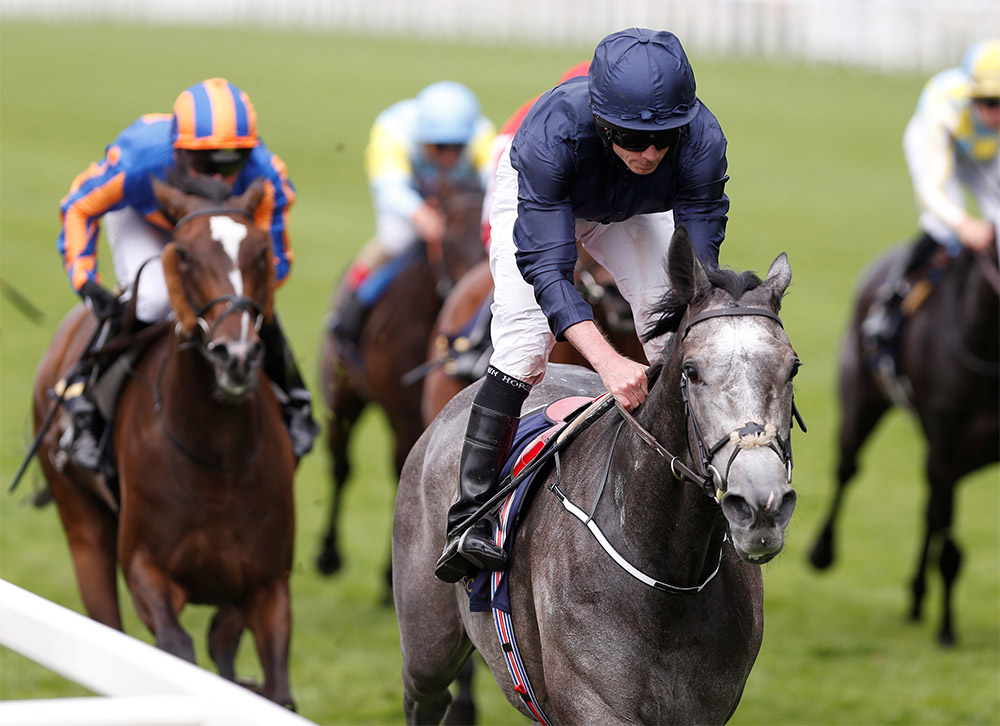 Ryan Moore takes aim at further Group race glory aboard Winter on Saturday