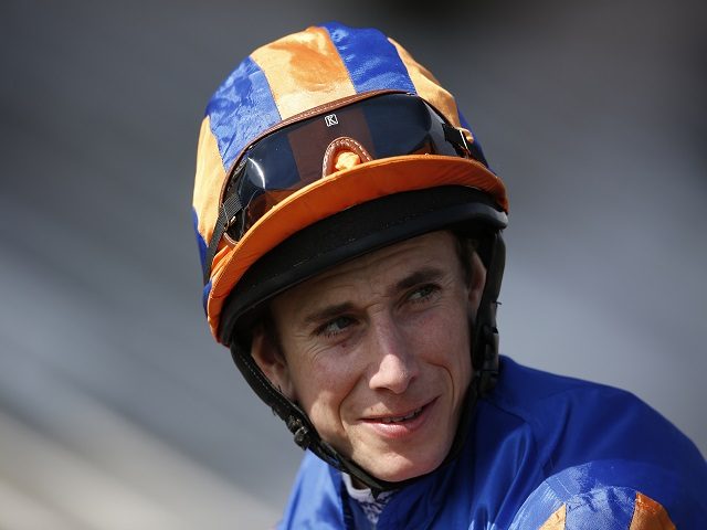Ryan Moore has a full book of seven rides on day one of the Newmarket July Festival