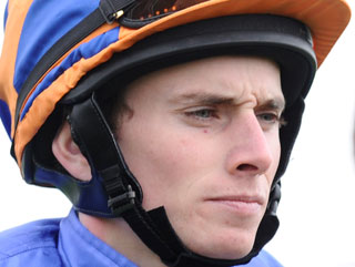Junket's jockey Ryan Moore