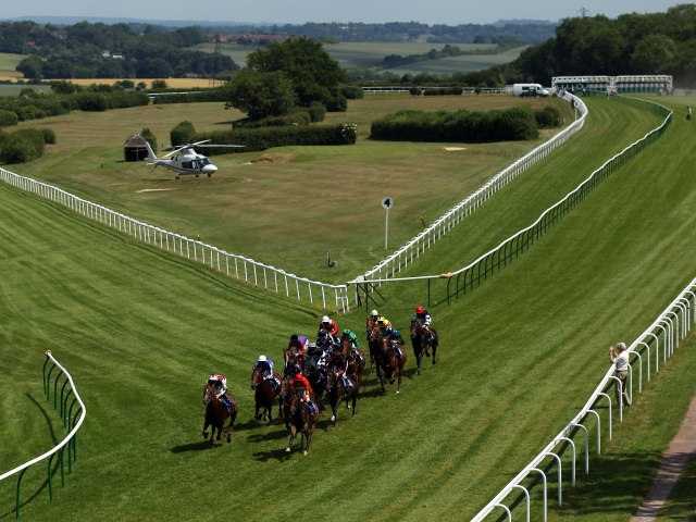Hugo Palmer has two runners at Salisbury on Sunday