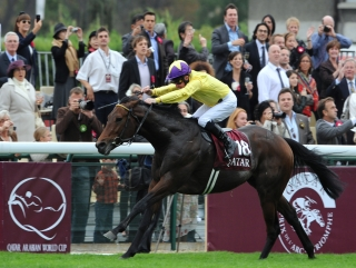 2009 Derby winner Sea The Stars went on to win the Arc in an undefeated season on the Flat