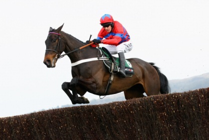 Sprinter Sacre was the impressive winner of the Betfair Super Saturday Chase at Newbury