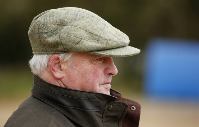 Trainer Colin Tizzard has a lively outsider running at Sandown with Third Intention