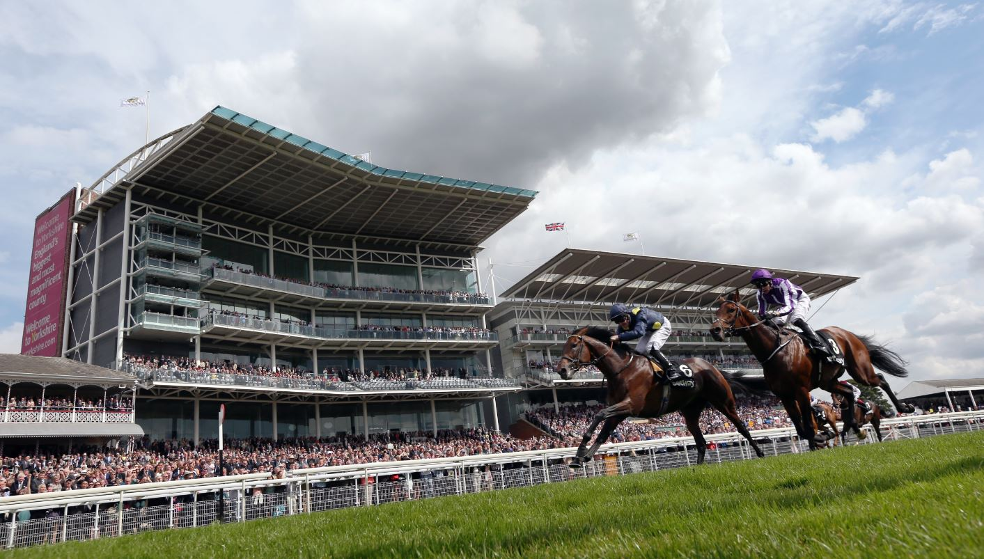 Hugo sends a horse he has high hopes for to York on Friday