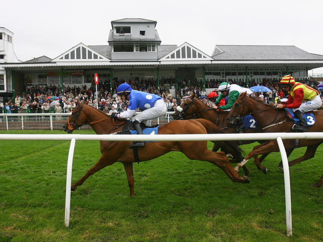 There is Flat racing from Catterick on Tuesday