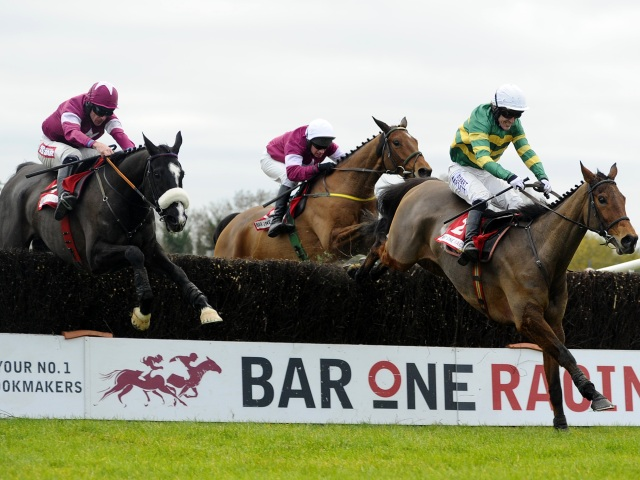 There is jumps racing from Fairyhouse on Saturday
