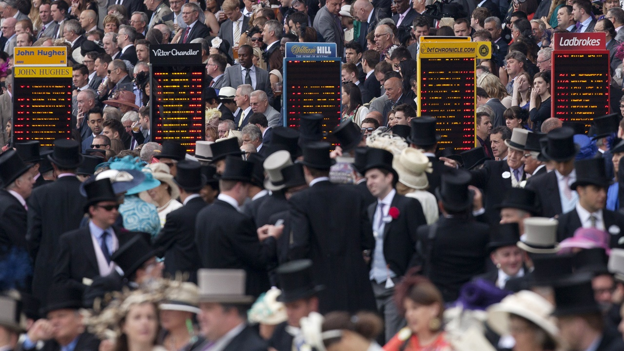 Tony has five bets at Ascot (above) on Saturday