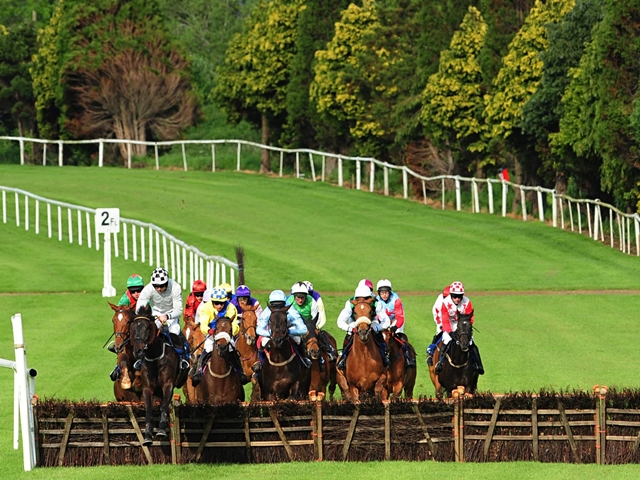There is jumps racing from Clonmel on Tuesday