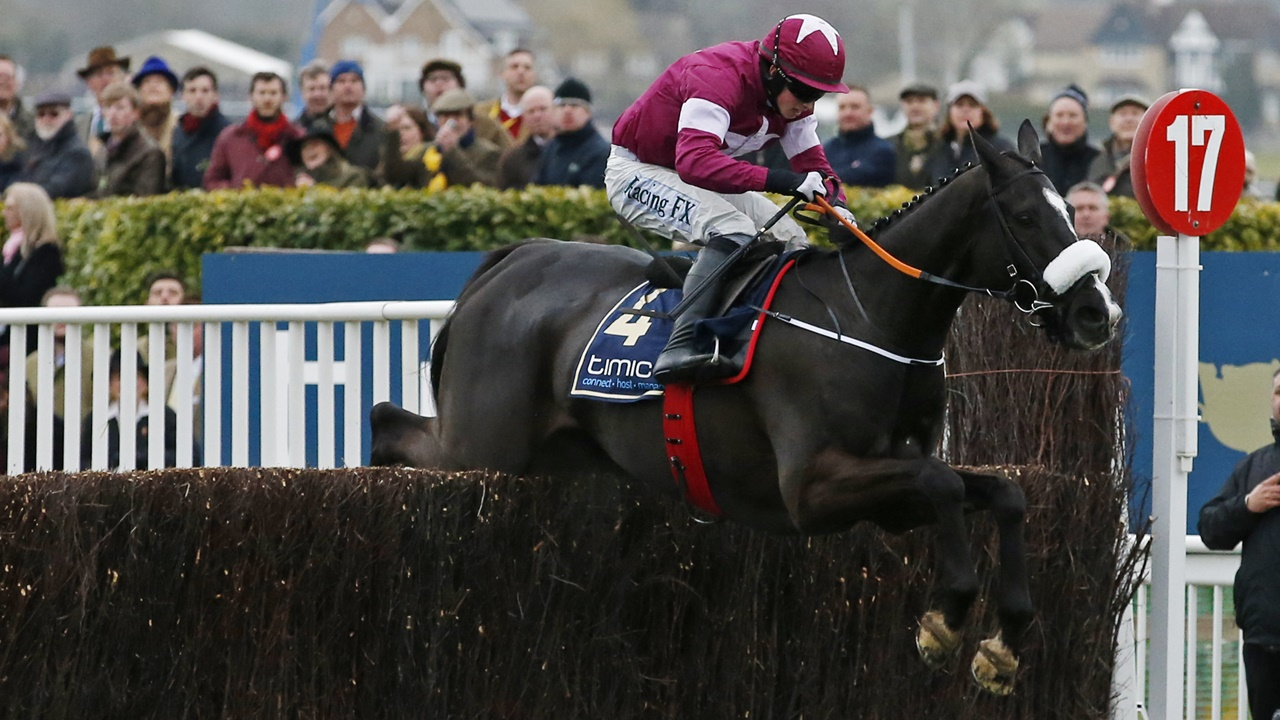 Gigginstown look set to have another Gold Cup winner