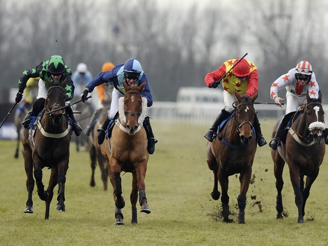 There is racing from Huntingdon on Tuesday