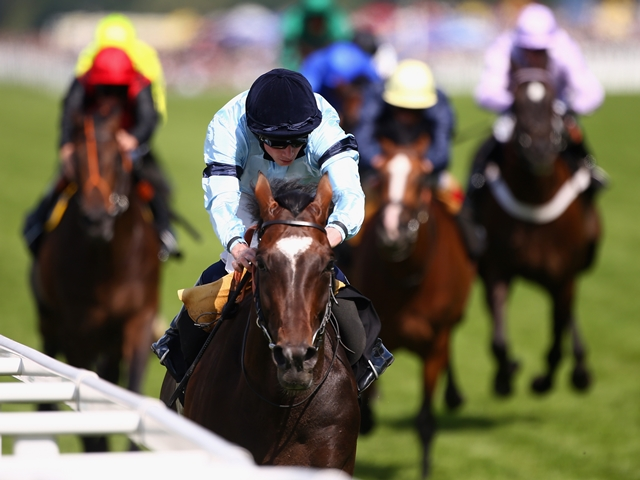 Ryan rides Roly Poly in the 14:55 at Deauville on Sunday