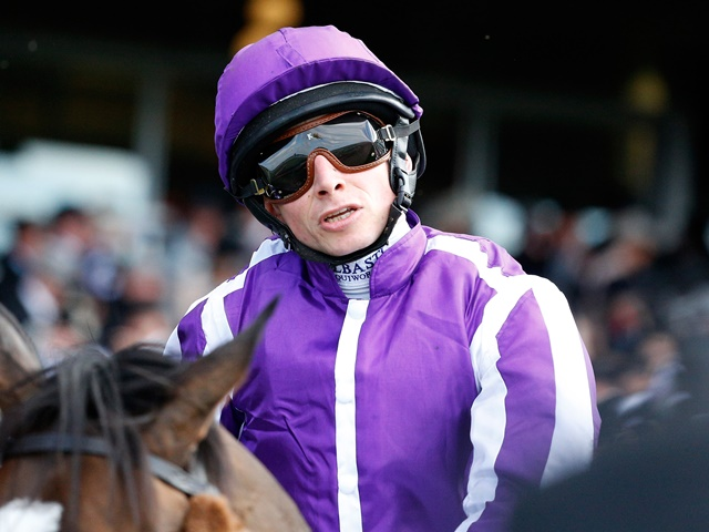 Ryan Moore has a stunning book of six rides at Ascot on British Champions Day