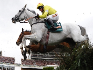 Neptune Collonges on his way to National glory.