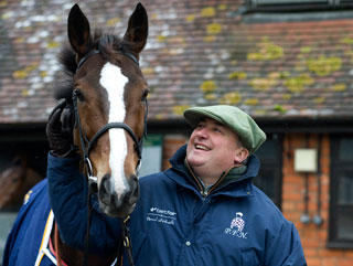 Kauto will gallop at Wincanton after racing this Friday