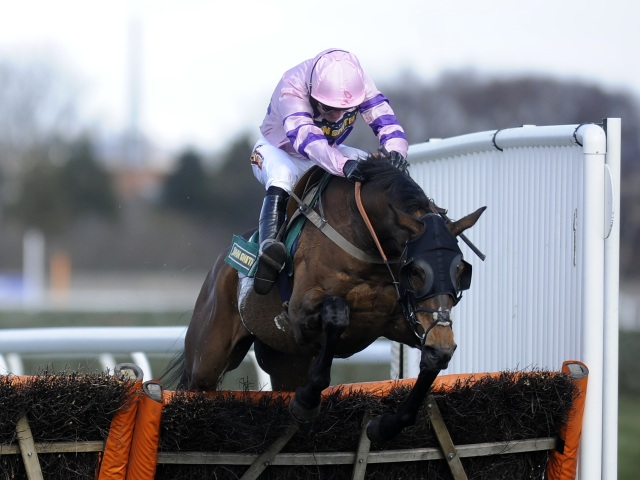 Paul's Zarkandar is back for another crack at the Stayer's Hurdle on Thursday